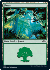 Forest (490) - Foil