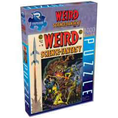 EC Comics Puzzle: Weird Science No. 27 1000 Piece Puzzle