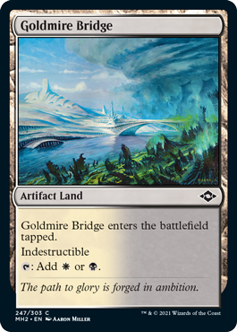 Goldmire Bridge