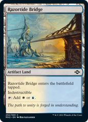 Razortide Bridge - Foil