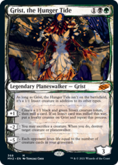 Grist, the Hunger Tide (Showcase)