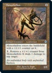 Monoskelion - Foil - Retro Frame