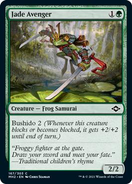 Jade Avenger