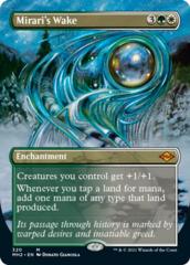 Mirari's Wake (Borderless)