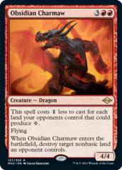 Obsidian Charmaw - Foil