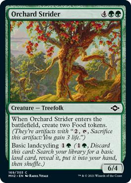 Orchard Strider