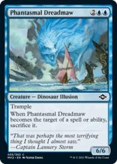 Phantasmal Dreadmaw - Foil
