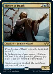 Master of Death - Foil