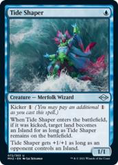 Tide Shaper - Foil