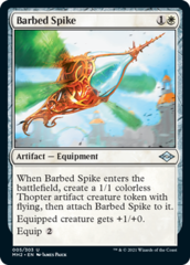 Barbed Spike - Foil