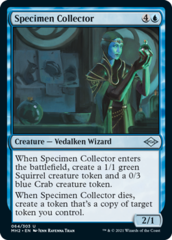 Specimen Collector