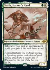 Sythis, Harvests Hand - Foil - Showcase