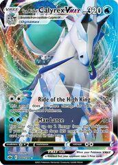 Ice Rider Calyrex VMAX - 046/198 - Ultra Rare