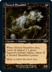 Nested Shambler - Retro Frame