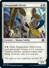 Fairgrounds Patrol - Foil