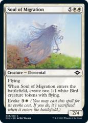 Soul of Migration - Foil