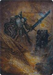 Dakkon, Shadow Slayer A Art Card