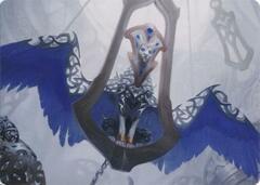 Ethersworn Sphinx Art Card
