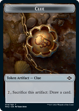 Clue Token (014)