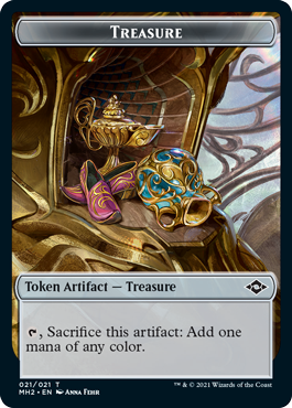 Treasure Token (021) Token