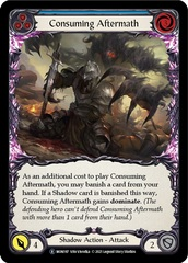 Consuming Aftermath (Blue) - Unlimited Edition