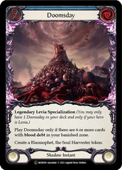 Doomsday - Rainbow Foil - Unlimited Edition
