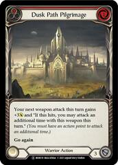 Dusk Path Pilgrimage (Red) - Unlimited Edition