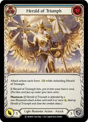 Herald of Triumph (Blue) - Unlimited Edition