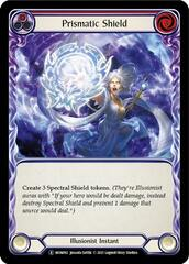 Prismatic Shield (Red) - Unlimited Edition