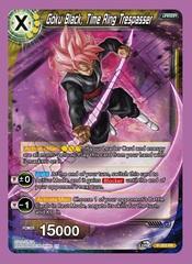 SS Rose Goku Black, Time Ring Trespasser - P-303 - PR