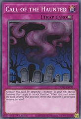 Call of the Haunted - EGO1-EN033 - Common - 1st Edition