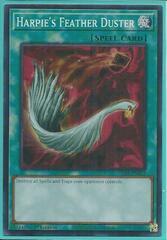 Harpie's Feather Duster - EGS1-EN022 - Super Rare - 1st Edition