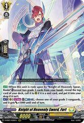 Knight of Heavenly Sword, Fort - D-SS01/038EN - RRR