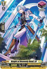 Knight of Heavenly Rend, Lif - D-SS01/042EN - RRR