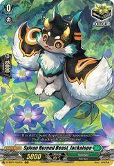 Sylvan Horned Beast, Jackalope - D-SS01/052EN - RRR