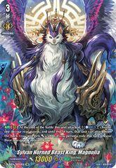 Sylvan Horned Beast King, Magnolia - D-SS01/SP19EN - SP
