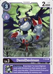 DemiDevimon - P-034 - P - Foil (Great Legend Power Up Pack)