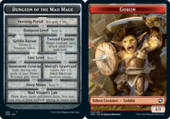 Dungeon of the Mad Mage // Goblin Token