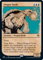 Dragon Turtle - Showcase