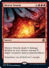 Meteor Swarm - Foil