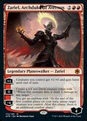 Zariel, Archduke of Avernus - Foil