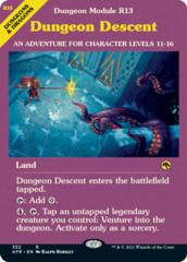 Dungeon Descent - Dungeon Module