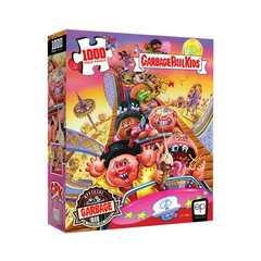 "Garbage Pail Kids ""Thrills and Chills"" 1000 Piece Puzzle"