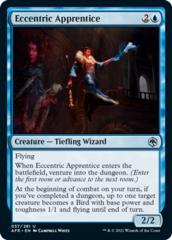 Eccentric Apprentice - Foil