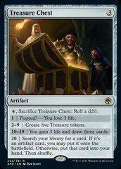 Treasure Chest - Foil