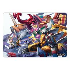 Digimon Tamers Evolution Playmat