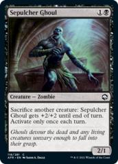 Sepulcher Ghoul - Foil