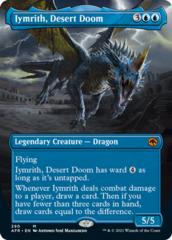 Iymrith, Desert Doom - Foil - Borderless