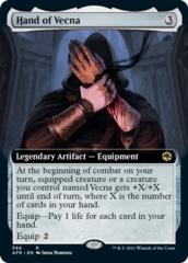 Hand of Vecna - Extended Art