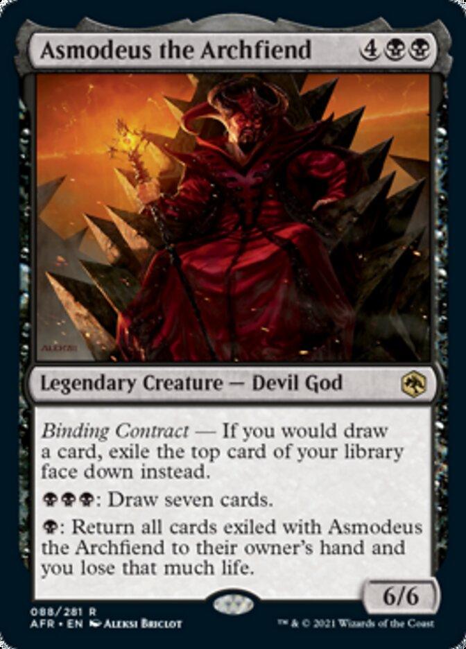 Asmodeus the Archfiend - Foil